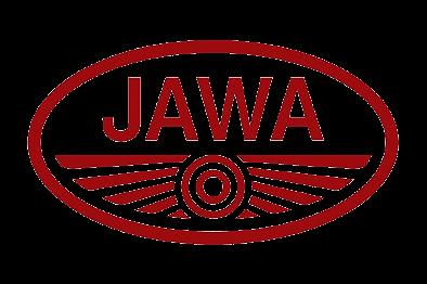 logo Jawa Pionýr Mustang