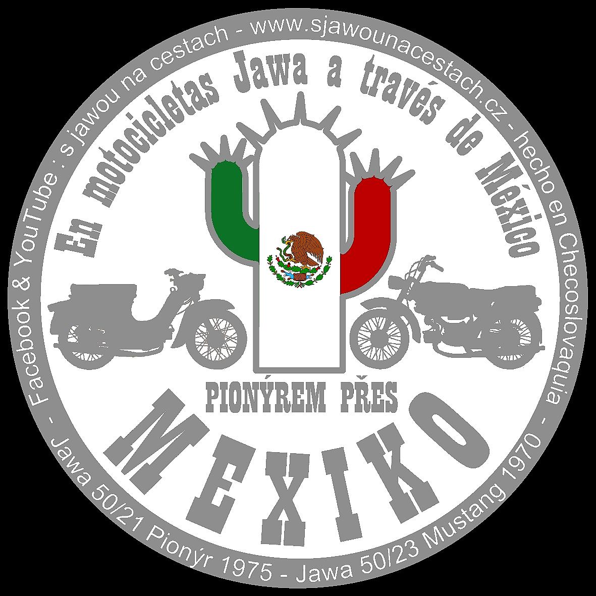 Na Pionýrech do Mexika