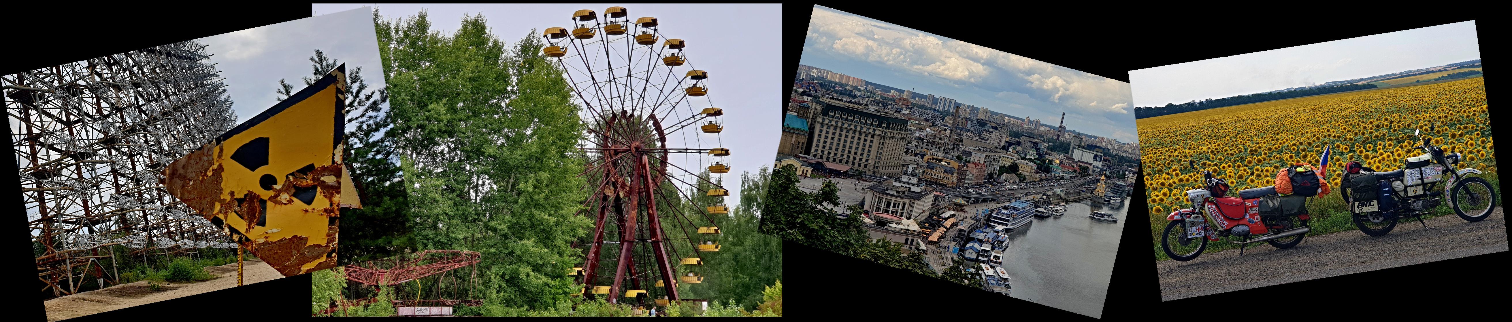 Na Pionýrech do Černobylu