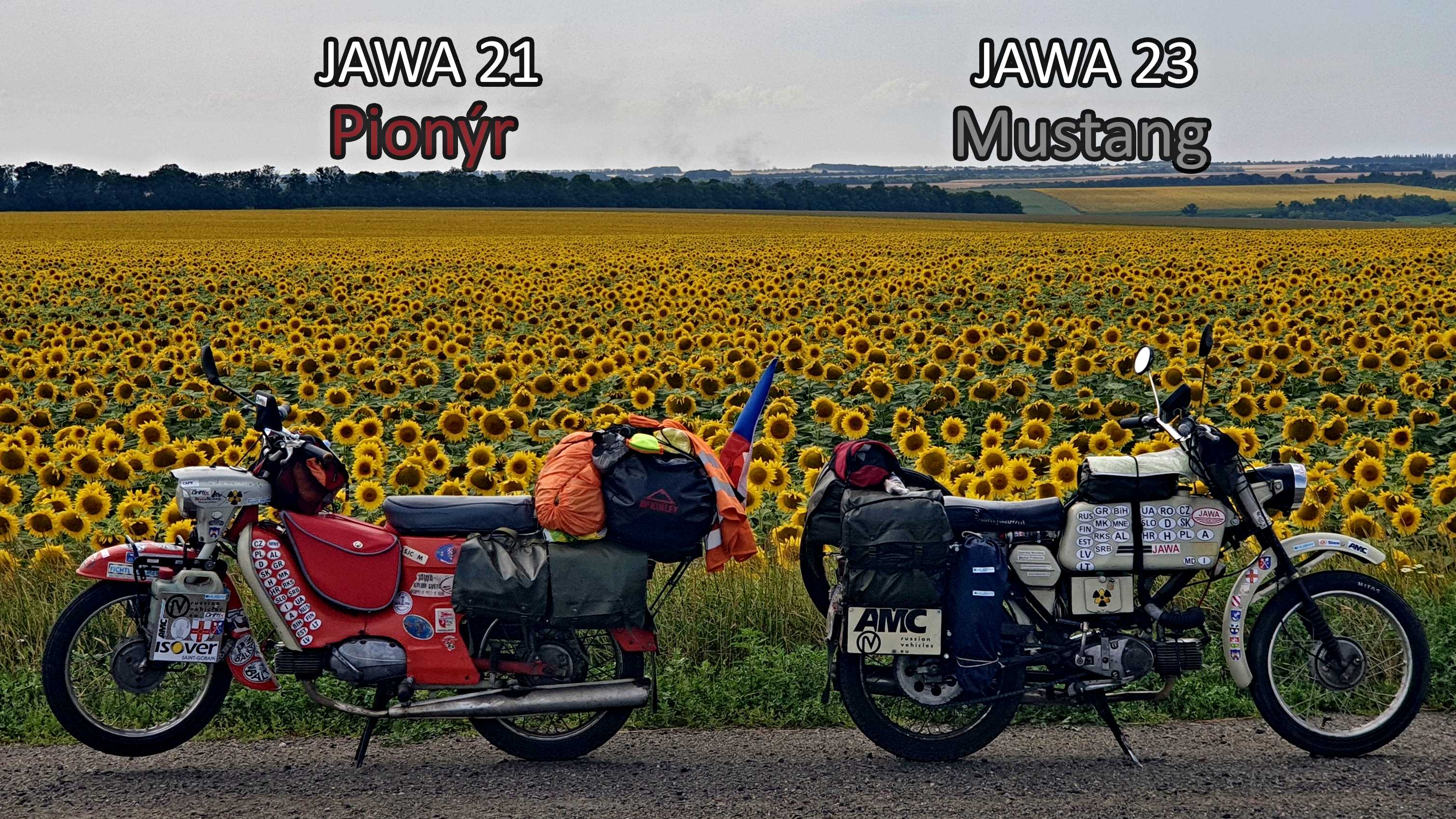 S Jawou na cestách